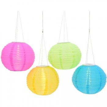 1 Lanterne Chinoise Solaire LED (28 cm)