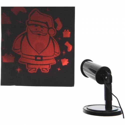 Projecteur Laser Père Noël lumineux LED (3m)