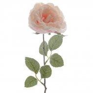 Rose Givrée sur Tige (44 cm)