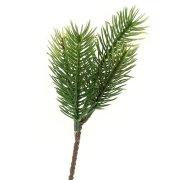 Mini Branche Sapin Nordman (25 cm) - Plastique
