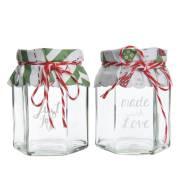 4 Petits Bocaux Noël DIY + Boite Cadeau