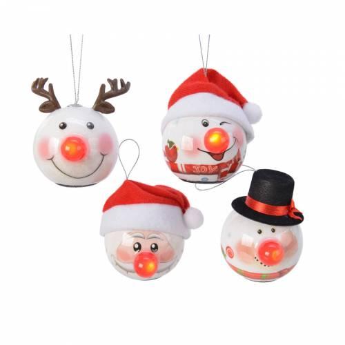 4 Boules Mouse LED