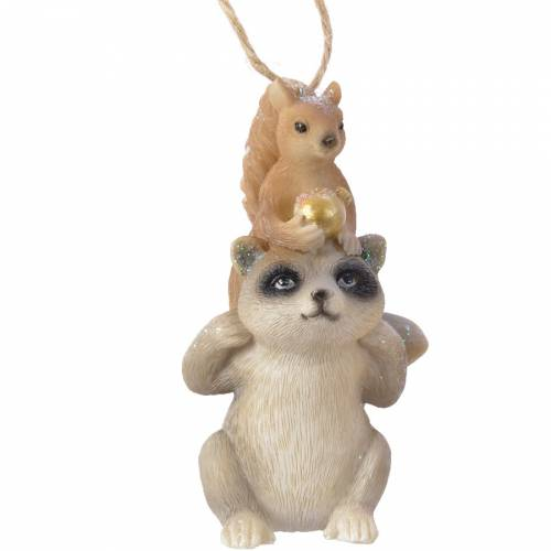 Animal à Suspendre + Ecureuil