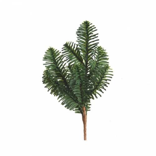Petite Branche Sapin Nordman (23 cm) - Plastique
