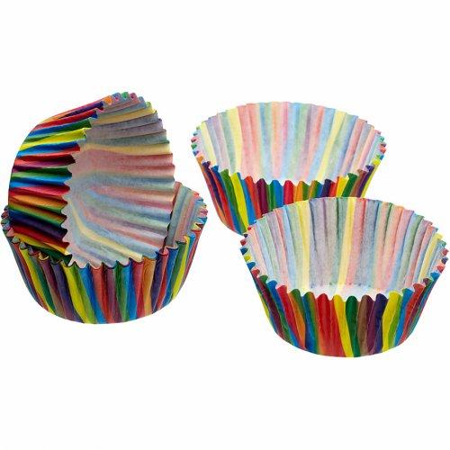 60 Caissettes à Cupcakes Pop Fun