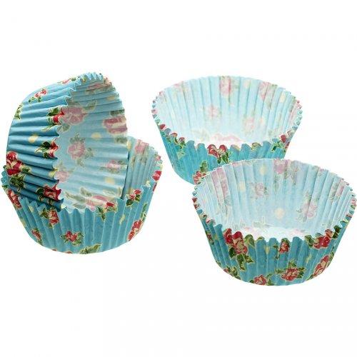 60 Caissettes à Cupcakes Romance