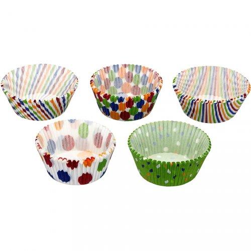250 Caissettes à Cupcakes Fête Foraine