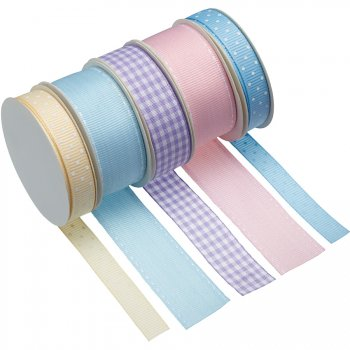 5 rouleaux de ruban Pastels (5 x 2 m)