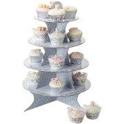 Maxi Présentoir à Cupcakes Arabesques