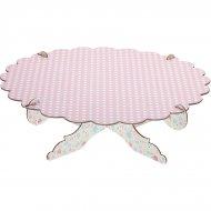 Support à gâteau Pink Romance