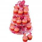 Pr�sentoir et Kit d�co Cupcakes Papillons