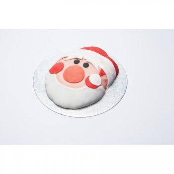 Moule Père Noël (25 cm) - Métal