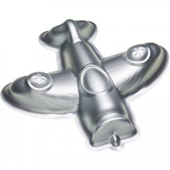 Moule Avion en Relief (25 cm) - Métal