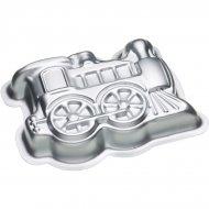 Moule Train en Relief (25 cm) - Métal