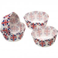 80 Mini Caissettes London (3,5 cm)