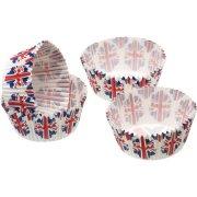 60 Caissettes à Cupcakes London (7 cm)