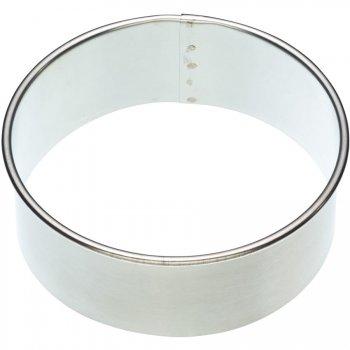 Emporte-pièce Rond (8 cm) - Métal