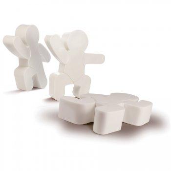 Emporte-pièce puzzle Bonhomme Multi-positions (11 cm)