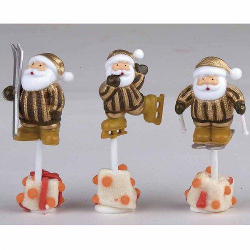 3 Pics Pères Noel Sports d Hiver
