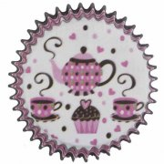 25 Caissettes � Cupcakes Th�