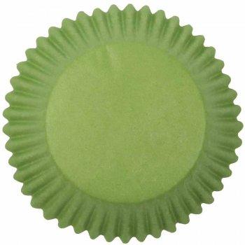25 Caissettes à Cupcakes Vert