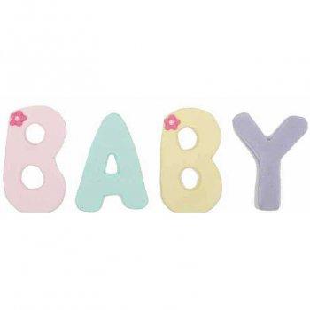 Décoration Baby non coméstible