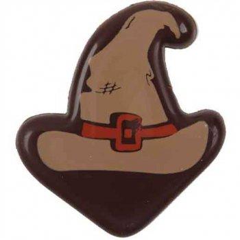 4 Chapeaux de sorcière en chocolat