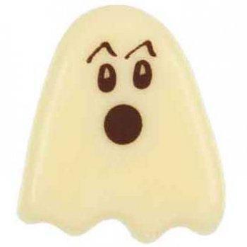 5 Fantômes en chocolat blanc