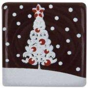6 Plaquettes No�l en chocolat