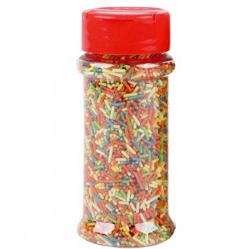 Vermicelles de sucre multicolore