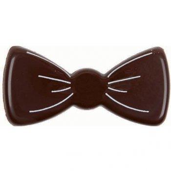 4 Noeuds papillon en chocolat