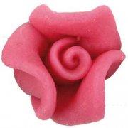 5 Roses en pâte d'amande