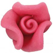5 Roses en p�te d'amande
