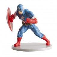 Figurine Captain America avec bouclier