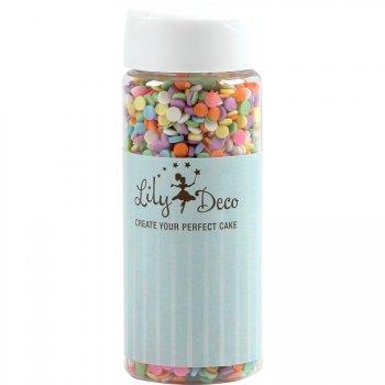 Confettis en sucre Rainbow (80 g)