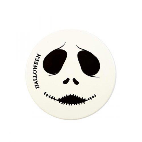 Disque Fantôme Jack (12 cm) - Chocolat blanc