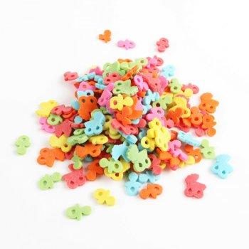 Confettis Baby Rainbow (50 g) - Sucre