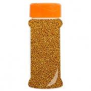 Mini Perles Dorées (50 g) - Sucre