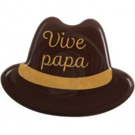 3 Chapeaux Vive Papa (5 cm)