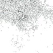 Micro Billes Argent (50 g)
