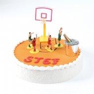 Kit Déco Basket Champions