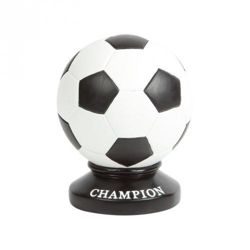 Tirelire Ballon de Foot Champion - Céramique