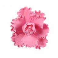 1 Fleur Oeillet Rose (5 cm) - Non comestible