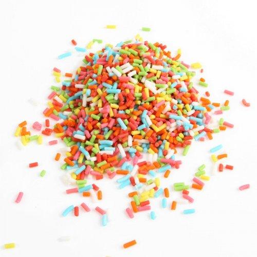 Confettis Vermicelles  Rainbow (50 g) - Sucre