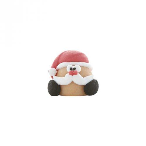 Mini Père Noël Patate 3D (3,5 cm) - Sucre
