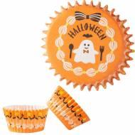 50 Caissettes à Cupcakes Halloween