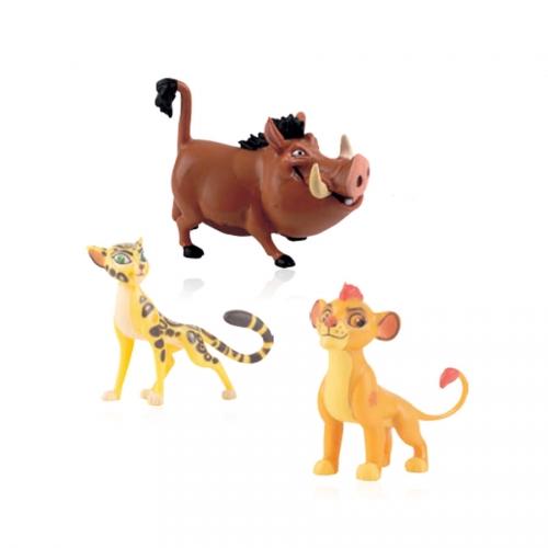 Set Figurines Roi Lion