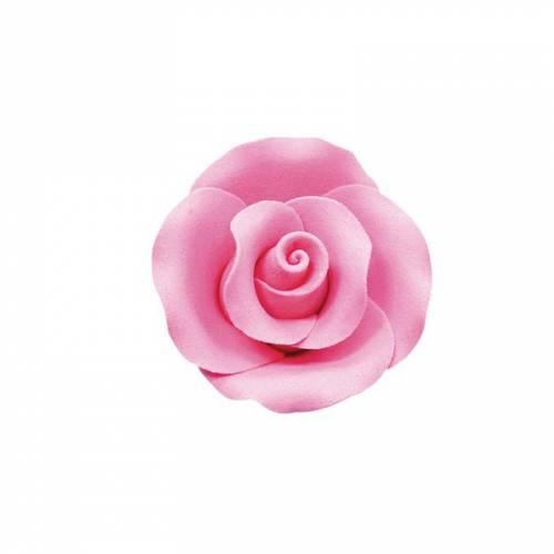 1 Grande Rose Rose Clair - Sucre