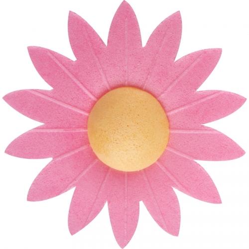 2 Fleurs Rose Daisy 6cm - Azyme