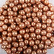 Sachet 50g Billes Bronze